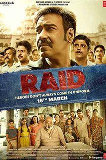 Raid 2018 Hindi Movie Online In Hd Einthusan Ajay Devgn Ileana D Cruz Saurabh Shukla Directed By Raj Ku Hindi Movies Download Movies Free Movie Downloads