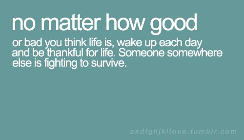 No matter how good..