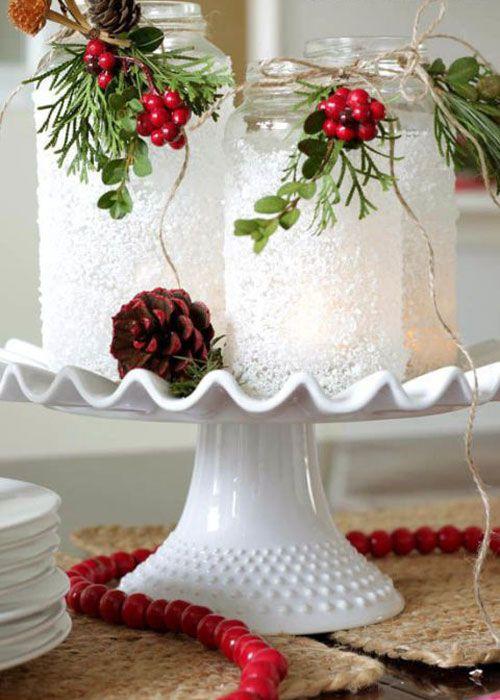 35 Best Diy Christmas Centerpieces Easy Creative Ideas 2020 Guide Christmas Centerpieces Diy Christmas Lanterns Diy Christmas Table