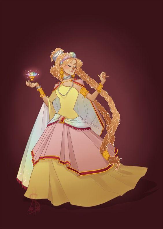 Historical Princess Iris by paisley