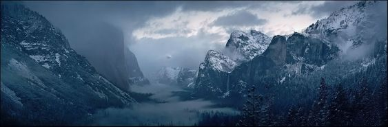 Yosemite Winter Storm#Repin By:Pinterest++ for iPad#