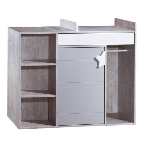 Braden 4 Drawer Combi Chest Isabelle Max Chest Of Drawers