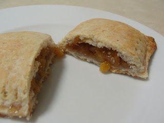 C Mom Cook: Sourdough Peach Pie Pockets #sourdoughsurprises