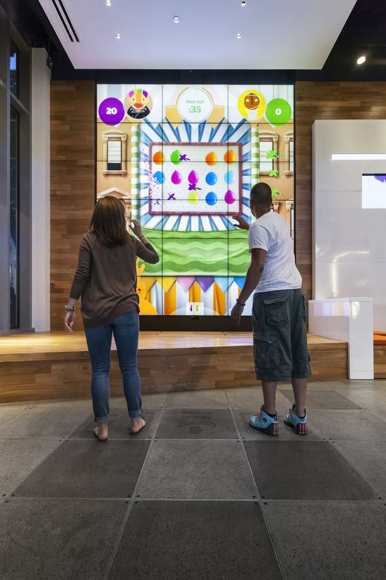 AT&T Connect Wall - Sara Hanks Giessen