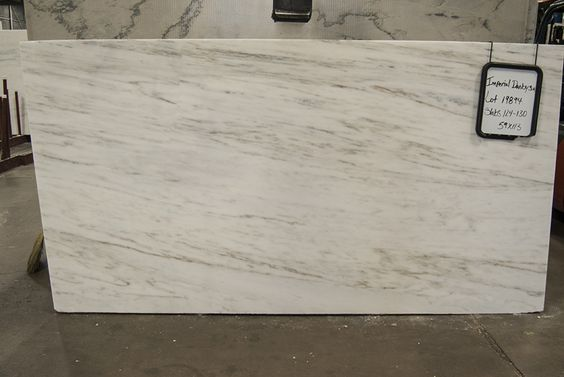 Imperial Danby Extra Honed Danby Terrazzo Kitchen Design