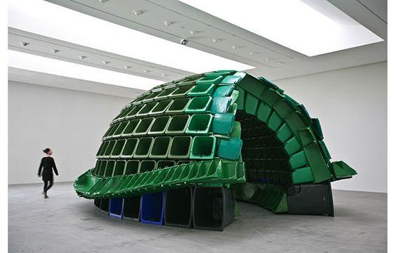 Carapace - Brian Jungen 2009-2011
