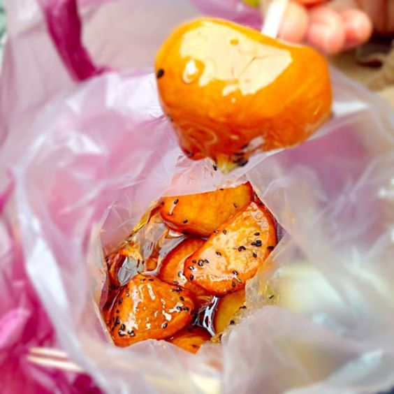 I've never ate such a delicious candied sweet potato in my life:)))))))) - 39件のもぐもぐ - Candied sweet potato大学いも☆ by Minia♥️