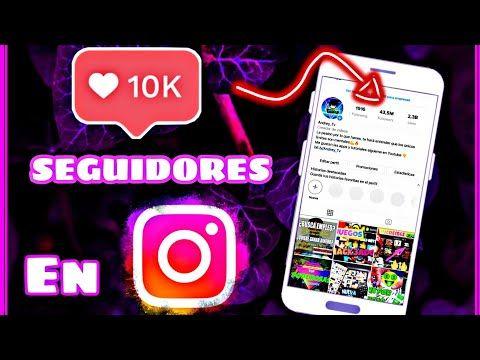 Cómo Tener Muchos Seguidores Reales En Instagram 2020 Fácil Y Rápido Youtube Como Tener Seguidores Tener Seguidores En Instagram Instagram