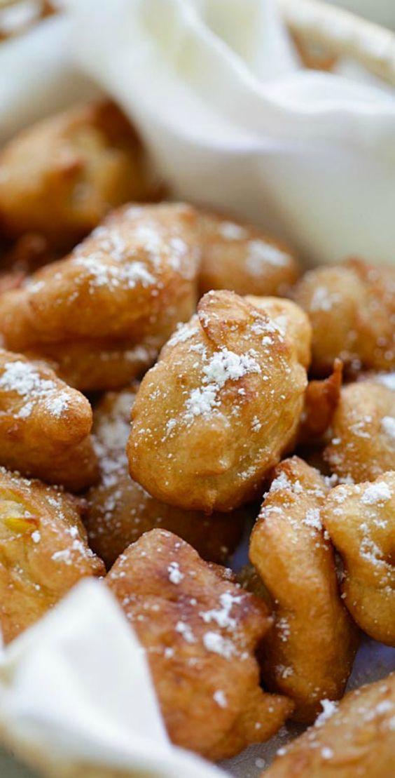 Sweet corn fritters, Corn fritters and Sweet corn on Pinterest