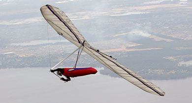 Topless Advanced Hang Gliders - Aeros Stealth III, Moyes Litespeed S, Wills Wing T2