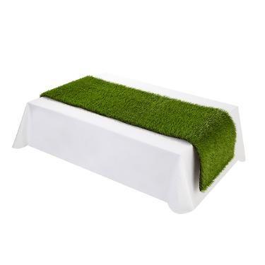 Buy Talking Tables Grass Table Runner | John Lewis