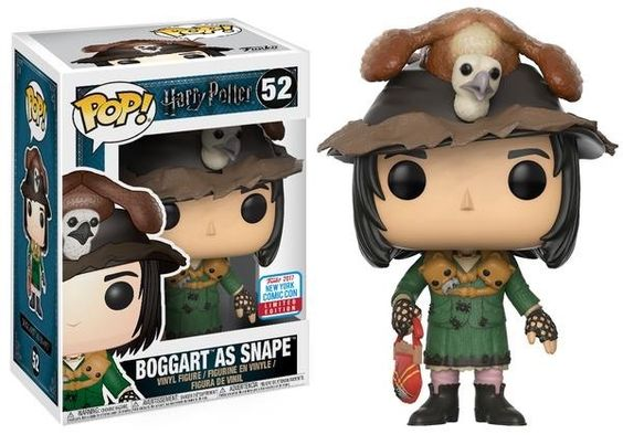 >52 Boggart as Snape Funko Pop