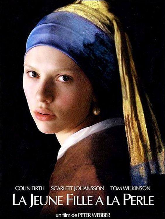 Resultado de imagen de la joven de la perla film