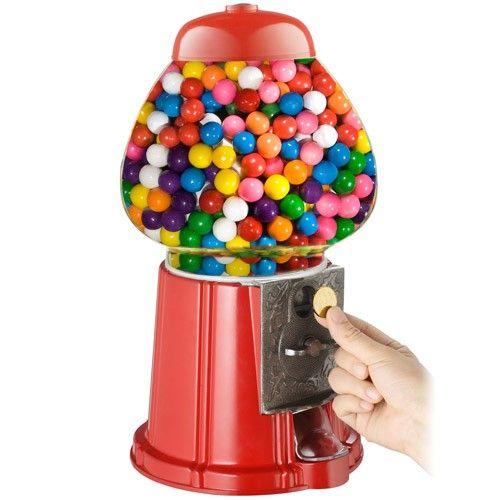 Máquina de Pastilhas Elásticas ao melhor preço. Se quer oferecer um presente a uma criança, não procure mais!Esta máquina de pastilhas elásticas poderá surpreender os mais pequenos.