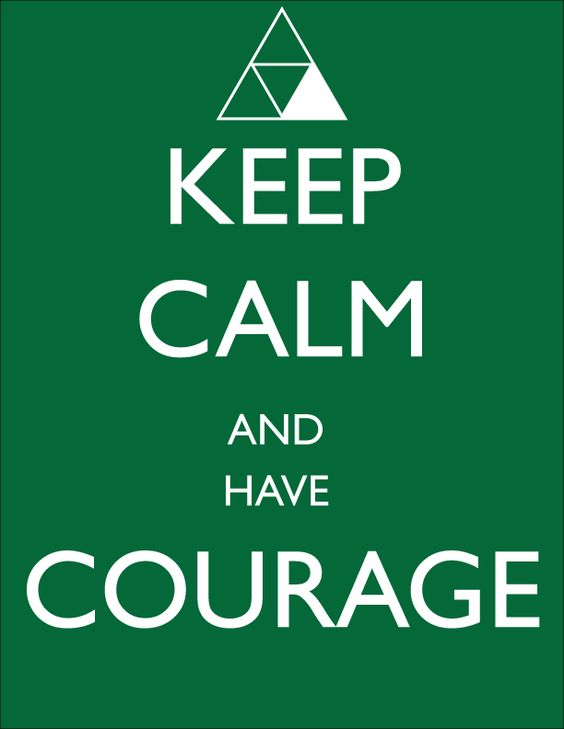 the will power and courage to Courage gives you the ability to put aside your fear of failure and take the   when we think of confidence, we are looking for proof that we will.