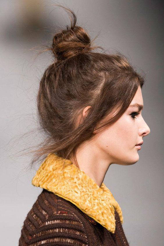 Hair Bun Ideas for a Sweat-Free Hair Look This Summer: