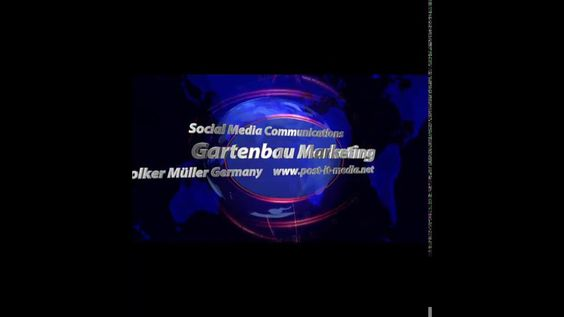 Gartenbau Marketing & Social Media Beratung  www.post-it-media.net