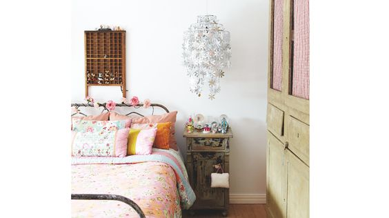 very pretty bedroom - State of Grace: A Cape Town Retreat