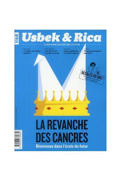 Usbek et Rica - magazine du futur