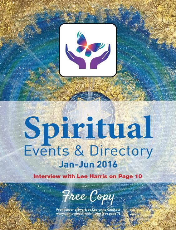 Spiritual Events & Directory: Jan-Jun 2016