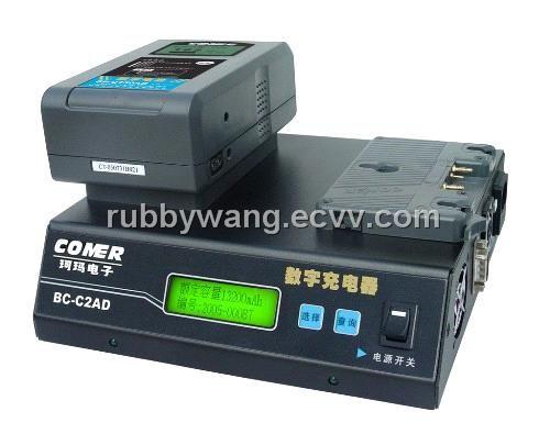 digital camera battery charger (BC-C2AD) - China digital charger, comer