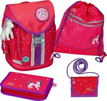Koffer Profi Shop | Die Spiegelburg Schulranzen-Set 6-tlg Flex Style Prinzessin Lillifee pr. lillifee einhorn | online kaufen