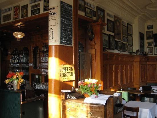 Cafe Sphres Zrich West