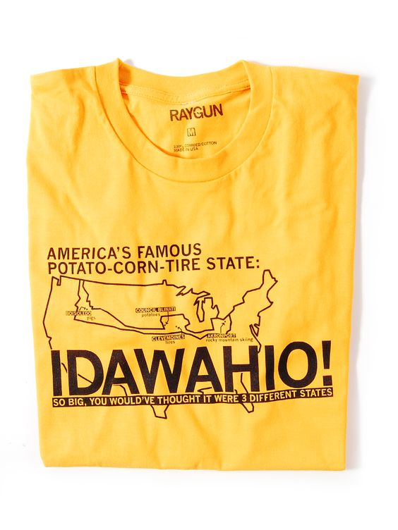 Idawahio! by raygun: Hell Yes!  #T_Shirt #raygun #idawahio