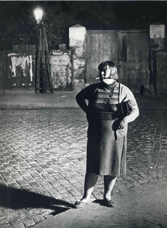 Brassaï (1899 - 1984) photographer sculptor, writer and filmmaker