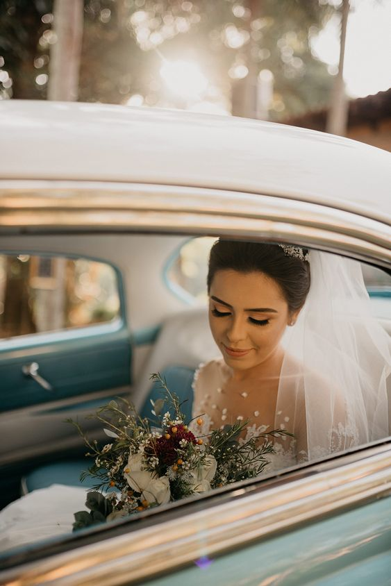 Raquel e Hamilton | Casamento romântico na Quinta das Bromélias #noiva #bride #wedding
