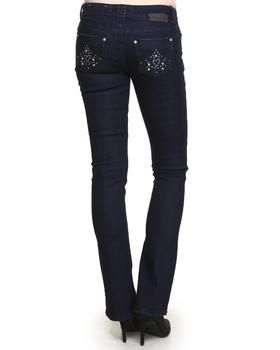 Buy Bling Back Pocket Skinny Boot Jean Women's Bottoms from Almost Famous. Find Almost Famous fashions & more at DrJays.com