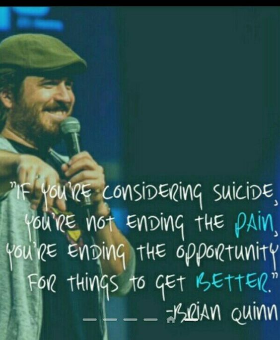 Q of Tell Em Steve Dave, no stranger to depression. Glad he is with us and part of the best podcast in the universe.