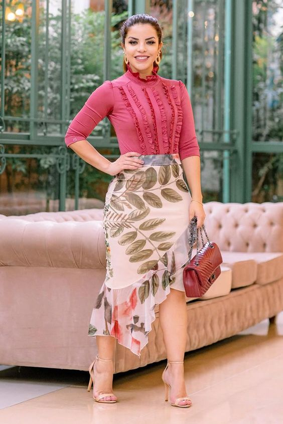 Stylish Skirts For Summer outfit fashion casualoutfit fashiontrends