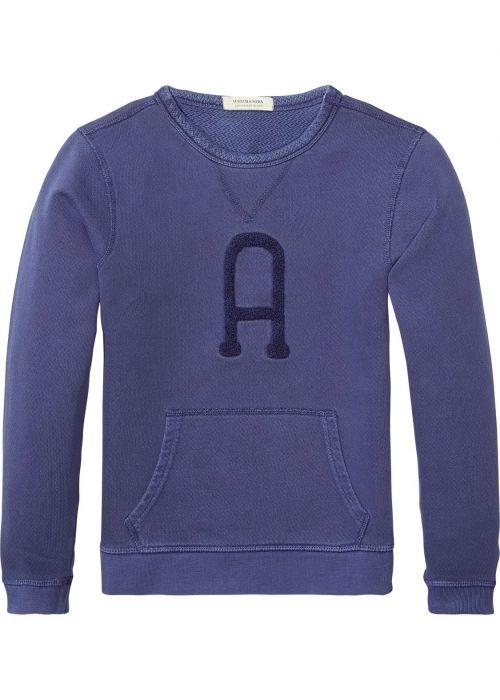 Scotch Shrunk Garment Dye Crewneck Sweat