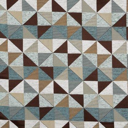 Tecido de veludo geométrico - tecdec.com.br