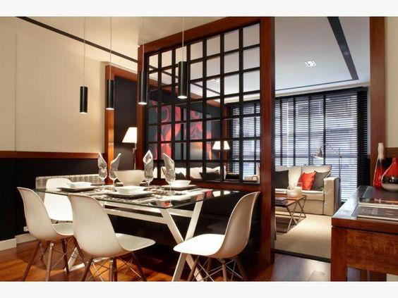 Smart room division sala comedor pinterest divisi n for Modelos de divisiones de sala y comedor