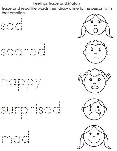 Feelings Worksheet English Worksheets For Kindergarten Emotions Preschool English Worksheets For Kids Feelings worksheets for kindergarten