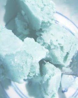 Sea Salt Ice Cream!  From Kingdom Hearts II