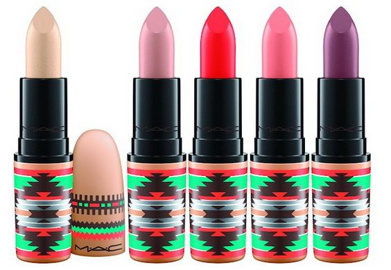 MAC Vibe Tribe Lipstick Summer 2016