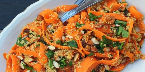 Quinoa Salat marokkanisch