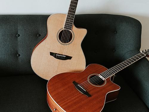 How To Buy An Acoustic Guitar Orangewood Guitars Buyer S Guide Acoustic Guitar Guitar Playing Guitar