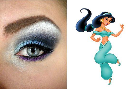 I'm going to master this. And I wanna be princess Jasmine!