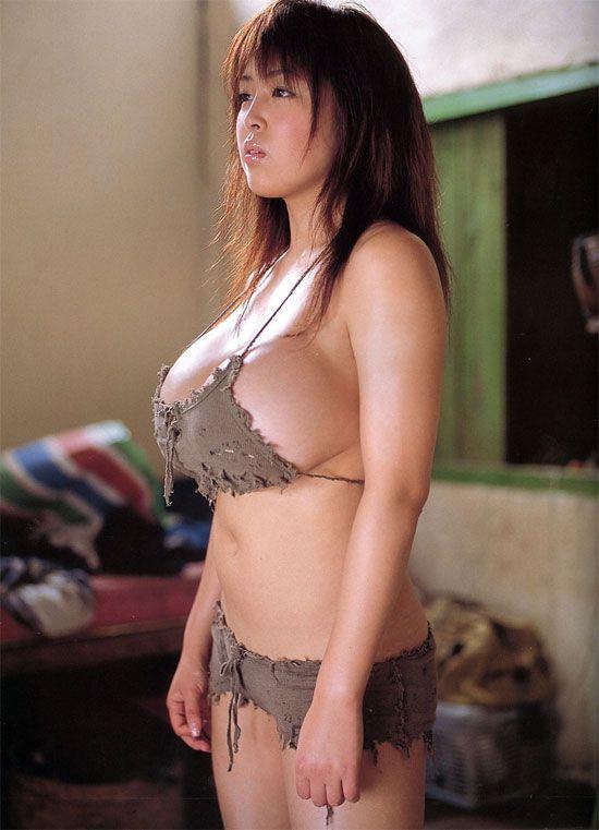 Ourei Harada Boob Pics