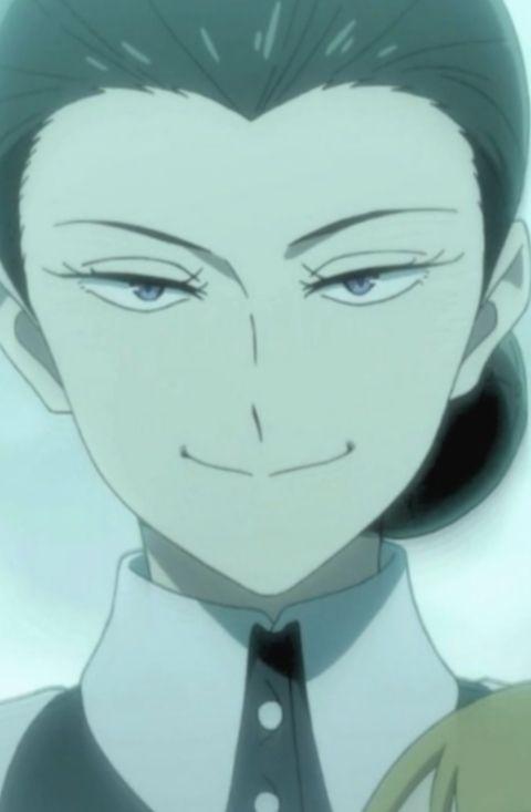 Anime Face Expressions Scary Animecosplay Mangacosplay Mha Neverland Anime Neverland Art