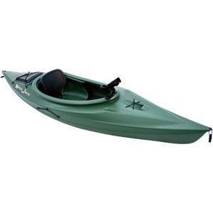 Sun dolphin green excursion 10 39 sit in fishing kayak with for Dicks fishing kayak