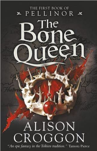 The bone queen, fantasy novel