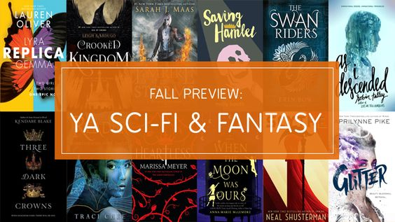 Fall 2016's Must-Read Young Adult Sci-Fi & Fantasy Books: Clones, French Aristocrats, and Retellings Galore   Bookish