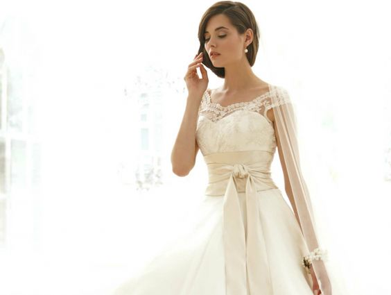 2012 Wedding Dresses | Alluring Transparency from Sassi Holford | OneWed