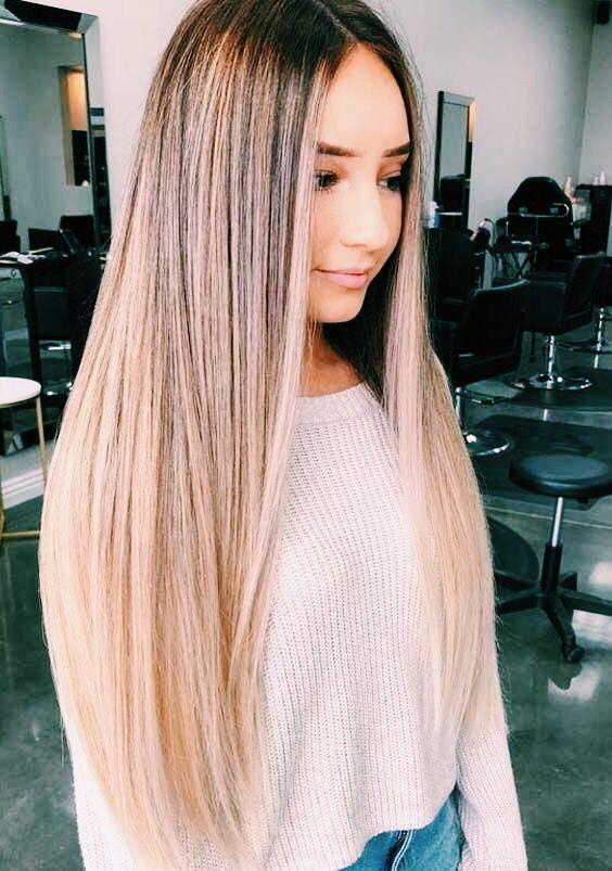 Pinterest Carolinefaith417 Balayage Straight Hair Hair Styles Straight Hairstyles