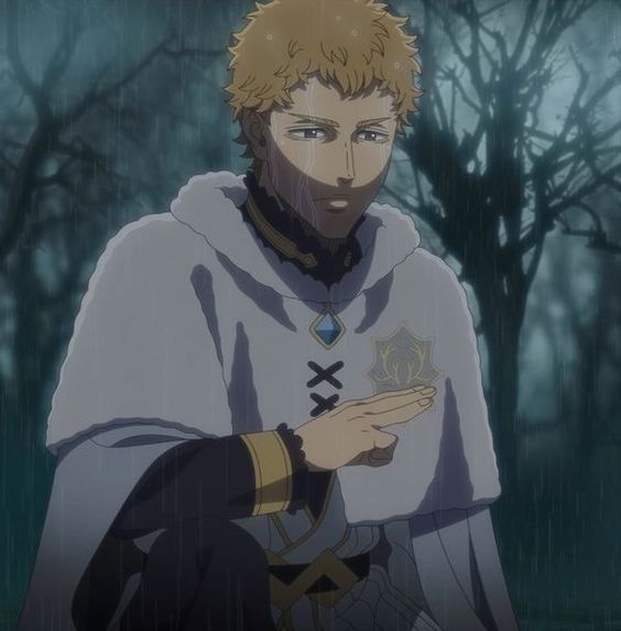 Julius Novachrono Black Clover Anime Anime Clover The eye of the midnight sun's leader. julius novachrono black clover anime